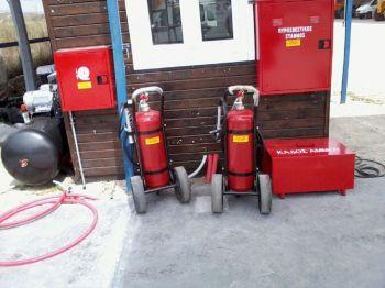 Πυροσβεστικά Είδη Πυροσβεστήρες VELOS