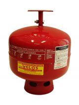 Πυροσβεστήρας αυτόματος οροφής ξ. σκόνης  ABC 40%  12 kg