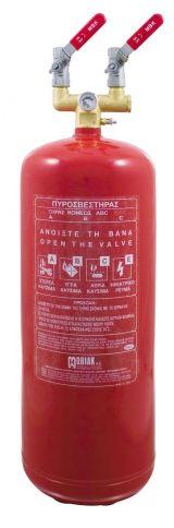 Πυροσβεστήρας τοπικής εφαρμογής ξ. σκόνης  ABC 40%  6 kg