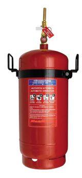 Πυροσβεστήρας τοπικής εφαρμογής ξ. σκόνης  ABC 40% 50 kg